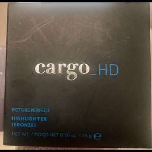 Cargo Makeup - Cargo HD Picture Perfect bronze highlighter New